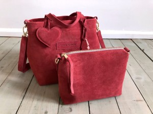 Nordic Basket Hardy Mini Phonebox Suede