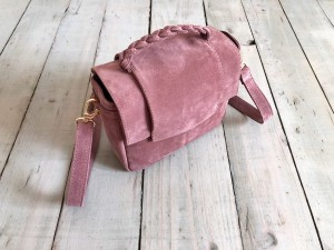 Mini Classic Clap Bag BrownRose