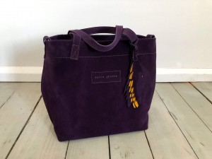 Nordic Basket Hardy Mini Violet Plum Ready to Go!