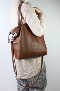 "Leather Bag ""Rudy"""