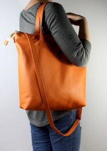 Leather Bag Rudy