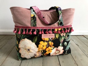 Boho Bag Autumn Pink