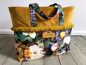 Boho Bag Autumn Mustard