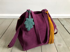 Nordic Shock Mini Plum Suede