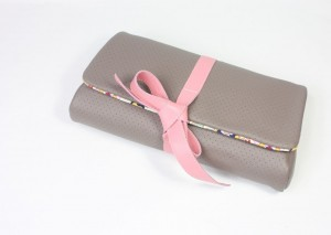 MiniBow 60' Taupe + Pale Pink + FLoral