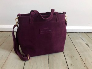 Nordic Basket Hardy Mini Plum Single Plus