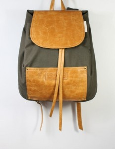Military Glam BackPack