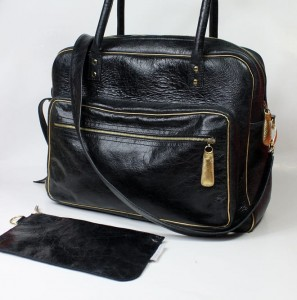 Comfy Leather Bag