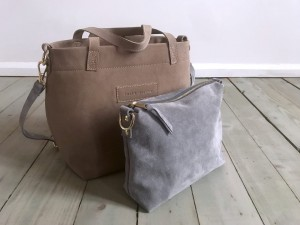 Nordic Basket Hardy Mini Beige + Grey Plus