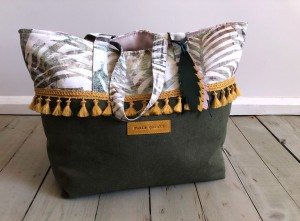 Boho Beach Bag III Ready to Go!