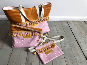 Boho Beach Bag II